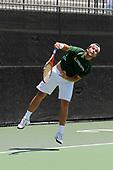 4/6/08 Men's Tennis vs Wake Forest