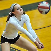 9.18.2012 Vermilion at Elyria Catholic Varsity Volleyball