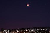 Seattle Super Moon 2015