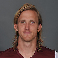 Feb 25, 2016; USA; Colorado Rapids player Jared Watts poses for a photo. Mandatory Credit: USA TODAY Sports