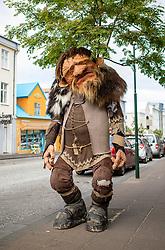 THEMENBILD - Islaendischer Trolle auf Straßen von Reykjavik, aufgenommen am 19. Juni 2019 in Island // Icelandic trolls on streets of Reykjavik, Iceland on 2019/06/19. EXPA Pictures © 2019, PhotoCredit: EXPA/ Peter Rinderer