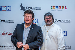 October 11, 2016 - Nashville, Tennessee, USA - Shenandoah at the 47th Annual GMA Dove Awards  in Nashville, TN at Allen Arena on the campus of Lipscomb University.  The GMA Dove Awards is an awards show produced by the Gospel Music Association. (Credit Image: © Jason Walle via ZUMA Wire)