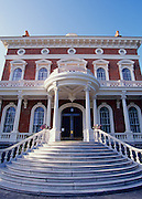 """One of Georgia's most distinguished structures, the Johnston-Felton-Hay House in Macon was declared a National Historic Landmark - To license this image, click on the shopping cart below - -- Determine pricing and license this image, simply by clicking """"Add To Cart"""" below --"""