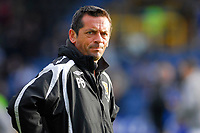 Photo: Leigh Quinnell/Sportsbeat Images.<br /> Queens Park Rangers v Hull City. Coca Cola Championship. 03/11/2007. Hull manager Phil Brown.