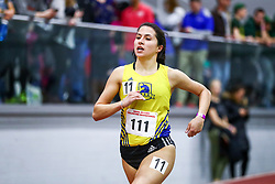 David Hemery Valentine Invitational<br /> Indoor Track & Field at Boston University , womens One Mile, , BAA, adidas,