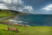 North Coast of Isle of Skye Scotland