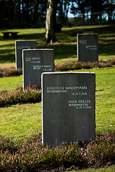 The graves of German Soldiers from world war one in the German Military Cemetery at Cannock Chase in Staffordshire which contains almost 5000 burials from both the first and second world wars of German and Austrian nationals and a small number of Ukrainians<br /> <br /> 17 September 2020<br /> <br /> www.pauldaviddrabble.co.uk<br /> All Images Copyright Paul David Drabble - <br /> All rights Reserved - <br /> Moral Rights Asserted -