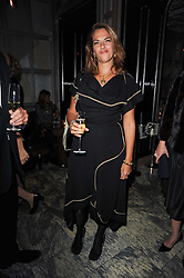 TRACEY EMIN at a dinner hosted by Ruinart in honour of Amanda Wakely at The Connaught, Carlos Place, London on 20th October 2010.