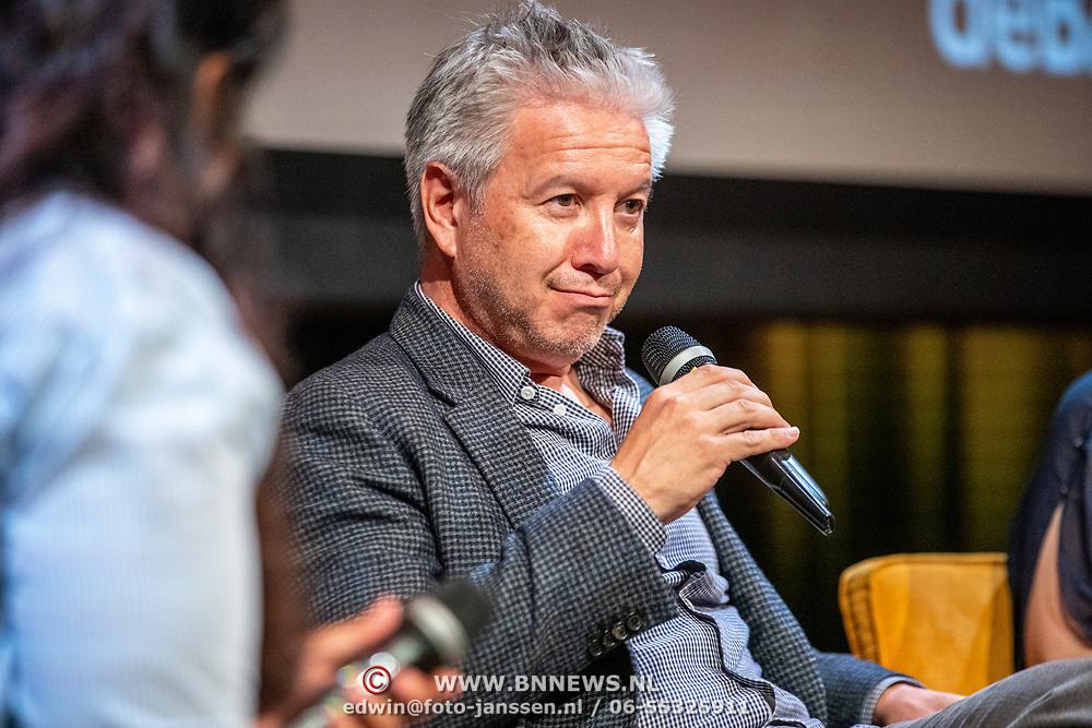 NLD/Amsterdam/20190630 - Paneldiscussie The Good Terrorist,, Robert Oey