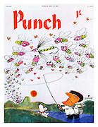 Punch cover 16 May 1962