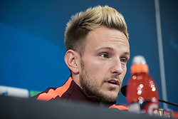 November 21, 2017 - Turin, Piemonte/Torino, Italy - Ivan Rakiti? during the Futbol Club Barcelona press conference before the Champions League Match Juventus FC vs Futbol Club Barcelona at Juventus Stadium in Turin, Italy 21th november 2017. (Credit Image: © Alberto Gandolfo/Pacific Press via ZUMA Wire)
