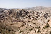 Middle East, Hashemite Kingdom of Jordan, The Dana Nature Reserve