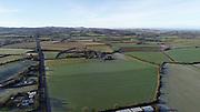 Aerial Photos of Dunleer Co Louth, 9-1-21 Collon