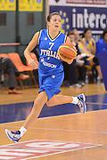 DESCRIZIONE : Parma Palaciti Nazionale Italia femminile Basket Parma<br /> GIOCATORE : Valeria Battisodo<br /> CATEGORIA : tiro<br /> SQUADRA : Italia femminile<br /> EVENTO : amichevole<br /> GARA : Italia femminile Basket Parma<br /> DATA : 13/11/2012<br /> SPORT : Pallacanestro <br /> AUTORE : Agenzia Ciamillo-Castoria/ GiulioCiamillo<br /> Galleria : Lega Basket A 2012-2013 <br /> Fotonotizia :  Parma Palaciti Nazionale Italia femminile Basket Parma<br /> Predefinita :