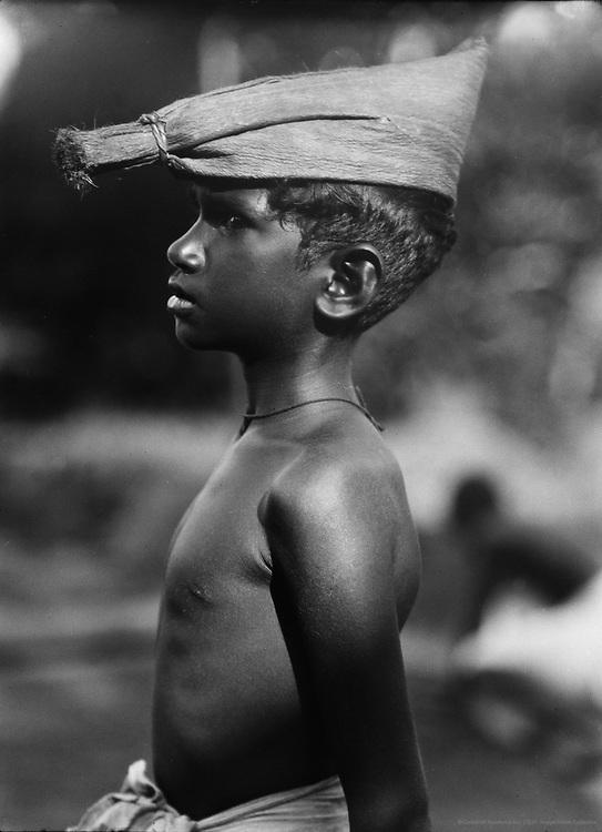 Malayali Type, Quilon, India, 1929