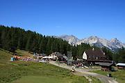 Italy, Alps res area