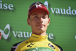 June 17, 2017 - Schaffhausen, Schweiz - Schaffhausen, 17.06.2017, Radsport - Tour de Suisse, Simon Spilak an der 8. Etappe der Tour de Suisse. (Credit Image: © Melanie Duchene/EQ Images via ZUMA Press)