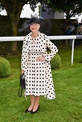 Dame Helen Mirren at The Investec Derby, Epsom Racecourse, Epsom, Surrey, England. 02 June 2018.