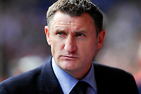 Photo: Leigh Quinnell.<br /> West Bromwich Albion v Barnsley. Coca Cola Championship. 06/05/2007. West Brom boss Tony Mowbray looks to the play offs