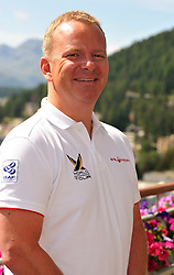 Mat Strachan, WMRT Sales Director. Photo:Chris Davies/WMRT