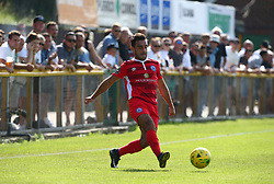 August 28, 2017 - London, United Kingdom - Sam Deering of Billericay Town.during Bostik League Premier Division match between Thurrock vs Billericay Town at  Ship Lane Ground, Aveley on 28 August 2017  (Credit Image: © Kieran Galvin/NurPhoto via ZUMA Press)