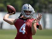 May 29, 2018-NFL-Oakland Raiders-OTA