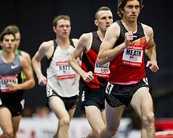 New Balance Indoor Grand Prix track meet: Men's 3000 meters, Heath leads Baddeley