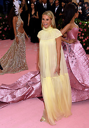 Gwyneth Paltrow attending the Metropolitan Museum of Art Costume Institute Benefit Gala 2019 in New York, USA.
