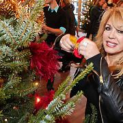 NLD/Amsterdam/20101208 - Skyradio Christmas Tree for Charity 2010, Patricia Paay