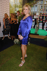 LADY ALEXANDRA SPENCER-CHURCHILL at the launch party for the Mappin & Webb Regents Street branch at 132 Regent Street, London on 19th June 2007.<br />