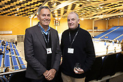 VIP function  before the Sal's NBL basketball final between the Wellington Saints and Taylor Hawks at Te Rauparaha Arena, Porirua, New Zealand on Friday 23rd July 2021.<br /> Copyright photo: Marty Melville / www.photosport.nz