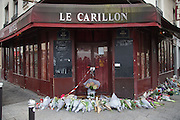 Le Carillon, Corner of Rue Bichat and Rue Aubert<br />