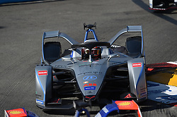 May 11, 2019 - Monaco, Monaco - 48 Swiss driver Edoardo Mortara of Venturi Formula E Team drive her single-seater during the 3rd edition of Monaco E-Prix, in port neighborhood in Monaco, France  (Credit Image: © Andrea Diodato/NurPhoto via ZUMA Press)