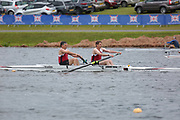 Race: 371  Event: E 2-  Final<br /> <br /> British Rowing Masters Championships 2018<br /> Sunday<br /> <br /> To purchase this photo, or to see pricing information for Prints and Downloads, click the blue 'Add to Cart' button at the top-right of the page.