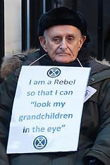 2019-12-02 XR Global Hunger Strike Day 15
