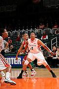 2009 Miami Hurricanes Women's Basketball vs Indiana