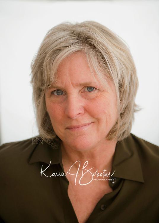 Headshot Portraits.  ©2016 Karen Bobotas Photographer