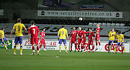 International friendly, Wales v Sweden at the Liberty Stadium in Swansea on Wed 3rd March 2010. pic  by  Andrew Orchard