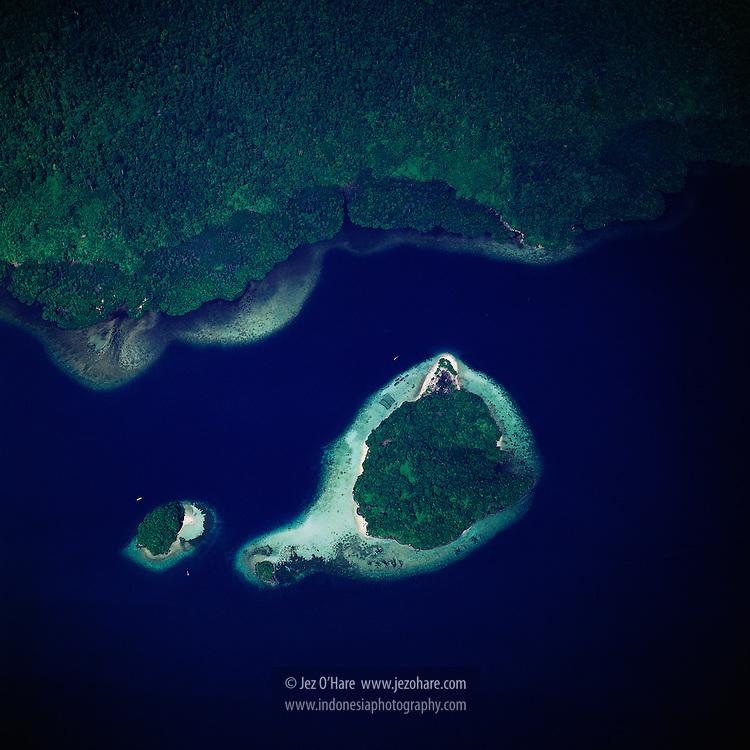 Mursala Island near Sibolga, North Sumatra, Indonesia.