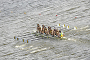 Poznan, POLAND,  AUS M8+,  competing in the heats of the men's eights, on the Second day of the, 2009 FISA World Rowing Championships. held on the Malta Rowing lake, Monday 24/08/2009 [Mandatory Credit. Peter Spurrier/Intersport Images]