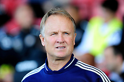 Bristol City Head coach, Sean O'Driscoll - Photo mandatory by-line: Dougie Allward/JMP - Tel: Mobile: 07966 386802 19/10/2013 - SPORT - FOOTBALL - Alexandra Stadium - Crewe - Crewe V Bristol City - Sky Bet League One
