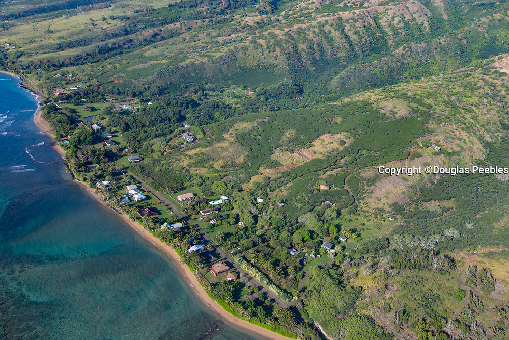 Southeast Shoreline, Molokai, Hawaii
