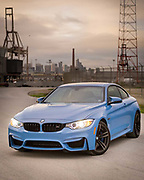 Bay Area Automotive Photographer Raymond Rudolph works with a BMW during a San Francisco photoshoot Bay Area Automotive Photographer Raymond Rudolph works with a BMW during a San Francisco photoshoot