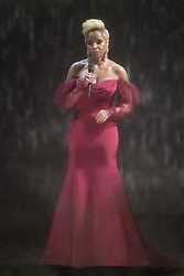 March 4, 2018 - Hollywood, California, U.S. - Oscar nominee Mary J. Blige performs during the live ABC telecast of the 90th Oscars at the Dolby Theatre in Hollywood. (Credit Image: ? Aaron Poole/AMPAS via ZUMA Wire/ZUMAPRESS.com)