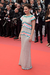 Virginie Ledoyen attending the opening ceremony and premiere of The Dead Don't Die, during the 72nd Cannes Film Festival.