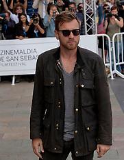 Ewan McGregor-San Sebastian Film Festival 27-9-12