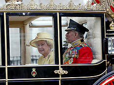 HRH The Queen and Prince Philip