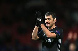 CSKA Moscow's Alan Dzagoev