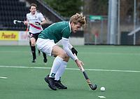 AMSTELVEEN - Menno Boeren (Rdam)     tijdens  de hoofdklasse hockeywedstrijd Amsterdam-HC Rotterdam (7-1).    COPYRIGHT KOEN SUYK