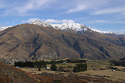 The Remarkables, Queenstown, South Island,  New Zealand<br />